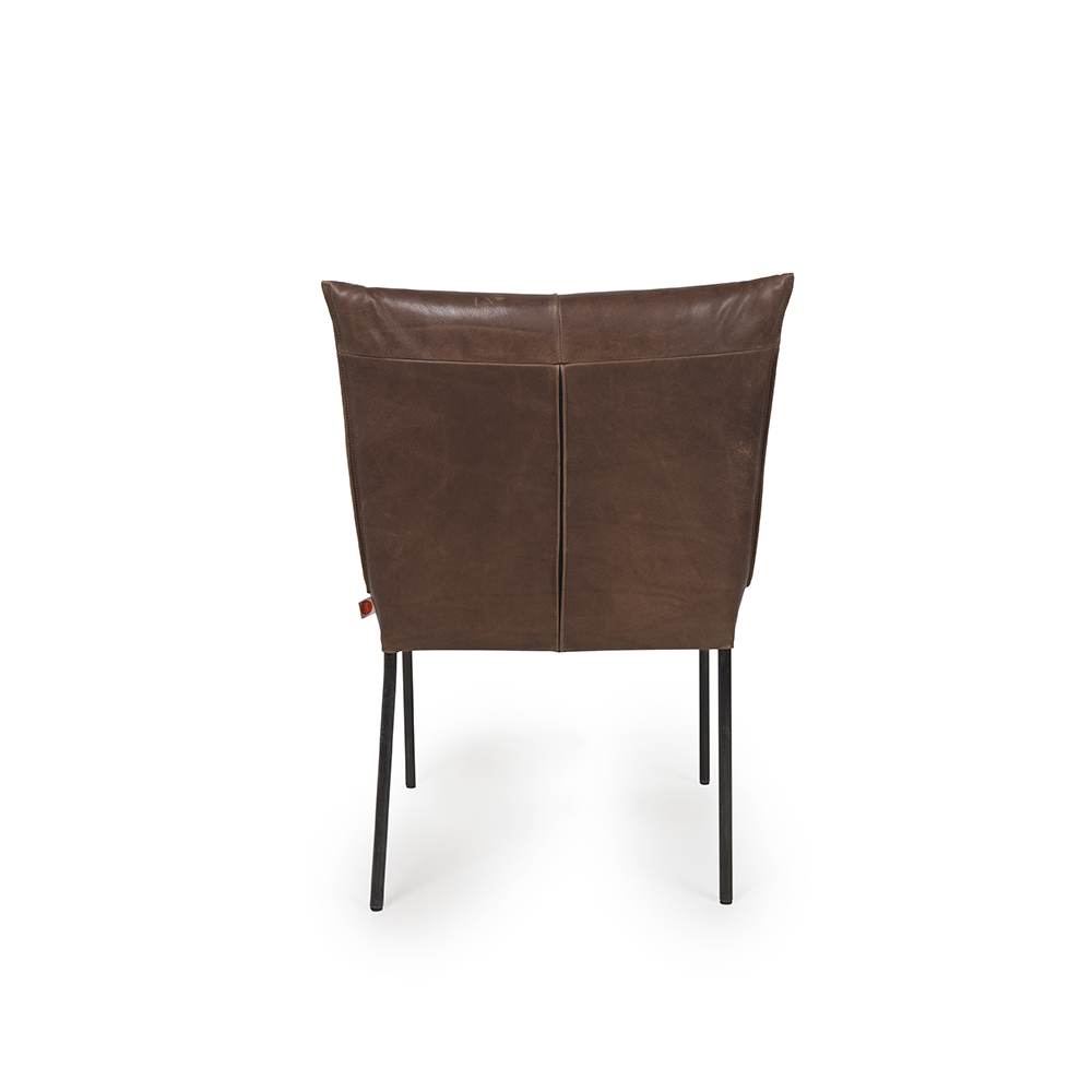 Forward Diningchair Without Arm Luxor Fango Back