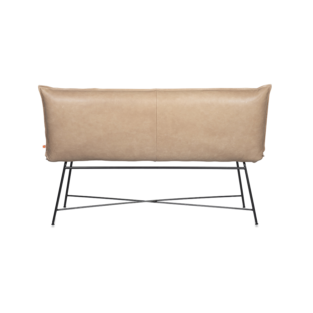 Vidar Bar Bench 165Cm Old Glory Bonanza Naturel Paris Sand 65Cm Seat Height Back
